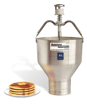 Commercial Belshaw Adamatic Pancake Dispenser Type K.the professional's choice