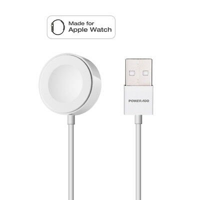 Magnetic Charger Charging Cable for Apple Watch Edition iWatch 38mm & 42mm (2m)