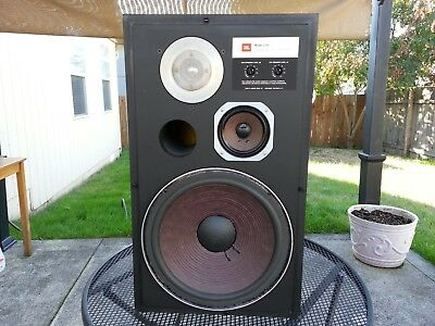 JBL L112 Vintage Speakers In Very Good Condition! Sound Beautiful!