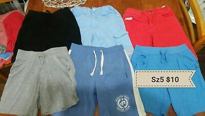 boys size 5 shorts pack VGC lot#2