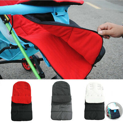 Winter Universal Footmuff Bag Cosy Toes Liner Buggy Pram Pushchair Baby Toddler
