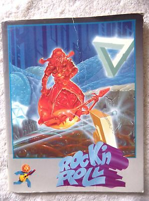 60917 Instruction Booklet - Rock'n Roll - Commodore Amiga ()