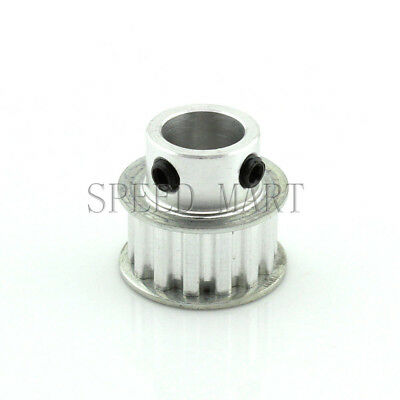 XL Type XL14T Aluminum Timing Belt Pulley 14 Teeth for Stepper Motor