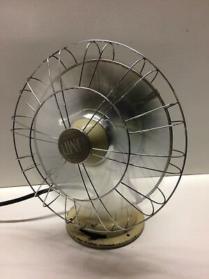 Vintage Limit Fan - Works Well, made in England