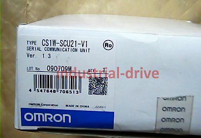 1PC OMRON CS1W-SCU21-V1 PLC Brand NEW IN BOX 1 year warranty