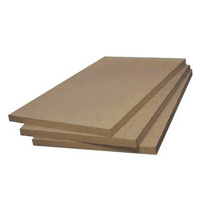 Vermiculite Fire Board 1000 X 600 X 25MM Narrowboat / Home / Stove