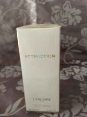 Lancome Attraction  100 ml Eau Deodorante Neu und OVP in Folie