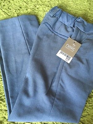 Brand New Next Boys Trousers Age 6 Years