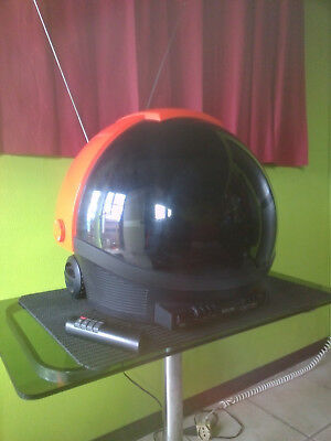 Tv Philips vintage  Discoverer  Discovery Space Helmet