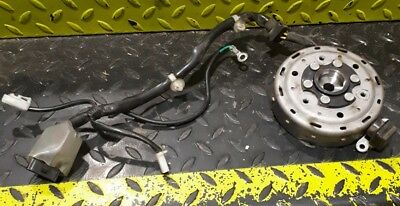 Honda NSC110 E Vision 2016 flywheel stator and pick up