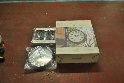 Double Sided Greenwich Station Clock with Newby and Westminster clock Bundle