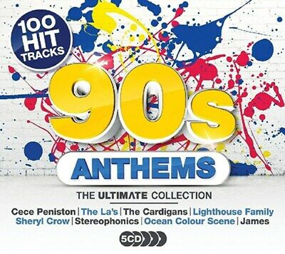 90s Anthems: The Ultimate Collection - Various Artists (Box Set) [CD]