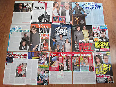 Tom Cruise 101 Clippings