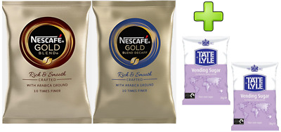 Gold Blend Vending Coffee {Standard & Decaf} with Discounted Vending Sugar Offer
