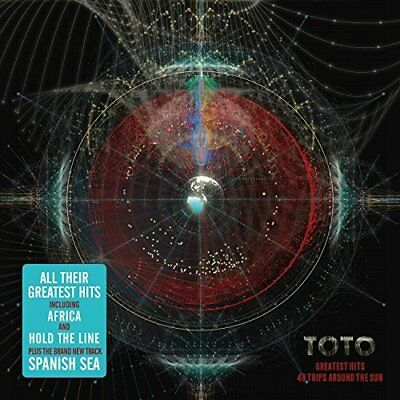 Toto-40 Trips Around The Sun Cd New