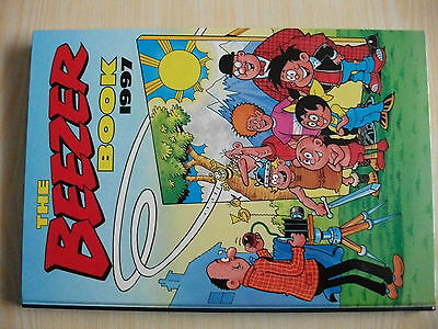 Beezer Book 1997 (Mint & Unread)