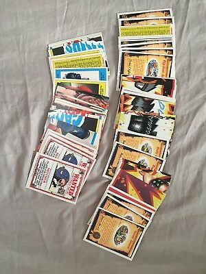 Garbage Pail Kids Collectors Trading Cards....lot Of 63 Assorted Cards