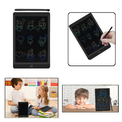 Multi colour Digital Drawing Writing Tablet Screen LCD Graphics 10 Inch for Kids