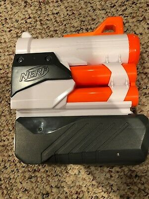 Nerf modulus tri strike Mega Barrell Front end Attachment