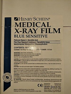 Schein X ray film blue sensitive-box of 100