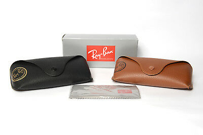 Ray Ban Sunglasses Case Cloth & Box Included