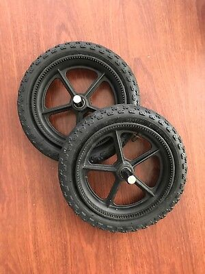 Bugaboo Stroller Wheel Foam Tire Puncture proof Replacement Parts Frog Cameleon