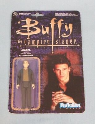 """Buffy the Vampire Slayer Angel Action Figure 3.75"""" by ReAction Funko"""