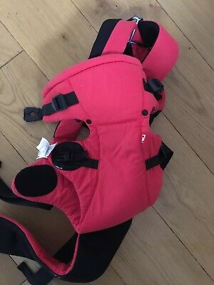 Baby Carrier from mother care with ergonomic design.