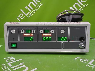 Stryker 20L High Flow Insufflator 620-030-400 Endoscopy