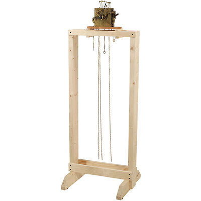GRANDFATHER CLOCK MOVEMENT TEST STAND set of 1 project