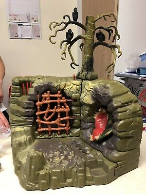 Masters Of The Universe Fright Zone Vintage