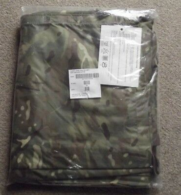 British Army Issued Field Basha Cover In Mtp Camo, Latest Pattern - New