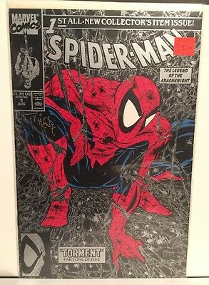 Friday (PAYDAY) Auctions! signed SPIDER-MAN #1 Todd Mcfarlane 1990 9.4 NM