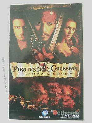 49831 Instruction Booklet - Pirates Of The Caribbean The Legend Of Jack Sparrow