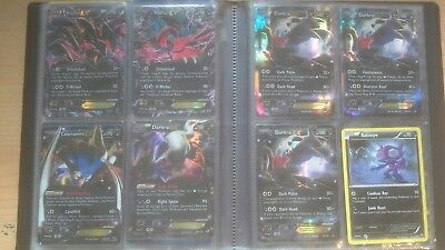 Pokemon cards binder Expanded staples GER/ENG Shaymin Hoopa Darkbox and more