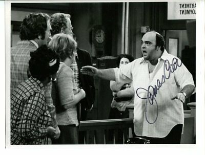 James Coco signed autograph NO RESERVE B5483
