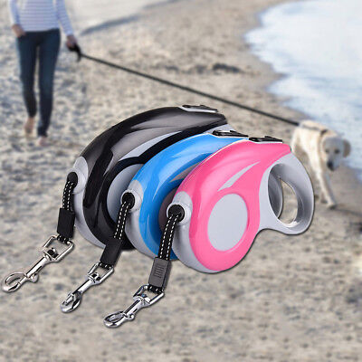 Magic Pet Dog/Cat Puppy Automatic Retractable Traction Rope Walking Lead Leash G
