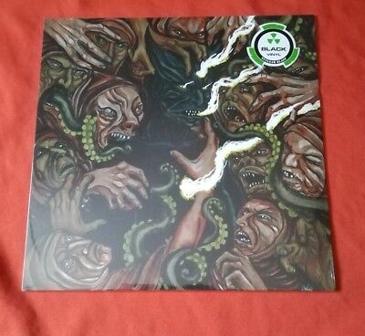 NAILS - You Will Never Be One Of Us - Black Vinyl - NEU & OVP