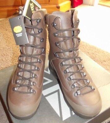 Karrimor Sf Cold Wet Weather Combat Boots, Gortex, Size 3 Medium - New