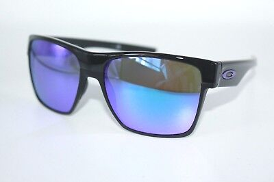 57aae5268ba Oakley Twoface XL Sunglasses OO9350-04 Polished Black W  Violet Iridium Lens