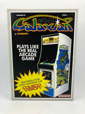 Colecovision: GALAXIAN - NEW!!