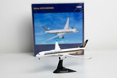 Singapore Airlines Airbus A350 Herpa 1:500 Wings OVP! Exclusives Modell
