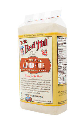 NEW Bob's Red Mill Almond Flour, 16 Oz Fast Shipping