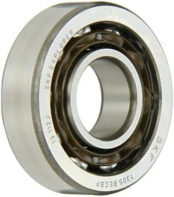SKF roulement à contact oblique  7305-BECPP    dim: 25x62x17mm