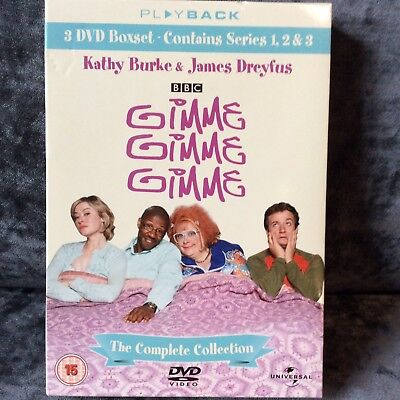 Gimme Gimme Gimme - The Complete Collection - DVD Boxset