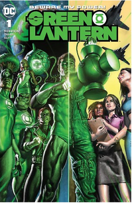 Green Lantern #1 Exclusive Variant Cover Limited to 3000 PREORDER Migliari
