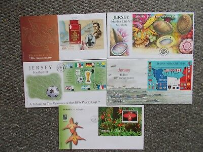 Jersey Covers Unaddressed Lot 4