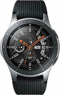 New Sealed Samsung Galaxy Gear S3 Frontier Android Smartwatch - Space Gray