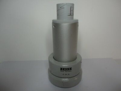 Zeiss Microscope Photo Tube very nice !