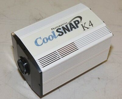 Roper Scientific CoolSnap K4 CCD Camera